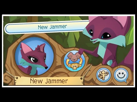 BECOMING A NEW JAMMER | Animal Jam