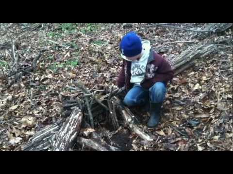 How To Make A Dirt Hole Set K3 Hunting And Trapping Great North East