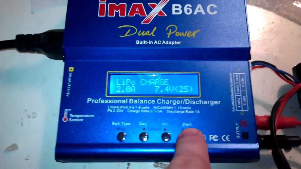 Imax B6ac Problem Charging Battery Volerr Cell Connect By Mazurpt Balancer Circuit Smd For Liion Lipo Cells Test Youtube
