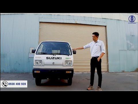 ô tô suzuki van