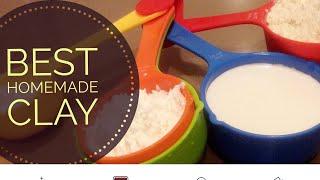 Best Homemade Clay Recipe: homemade polymer clay DIY?