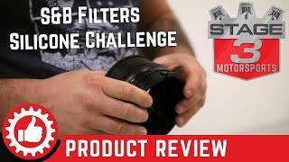 Stage 3 Motorsports S&B Filters Silicone Coupler Challenge