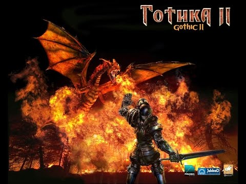 Готика 2.0 Возвращение(Gothic 2 Returning 2.0) Путь Солдата/прохождение Ополченцем #4