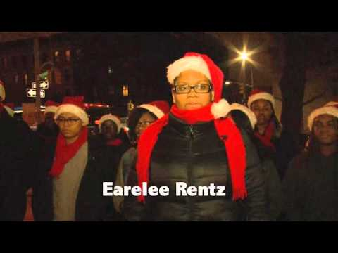A. Philip Randolph Square Park First Annual Community Christmas Tree Lighting Ceremony, 201