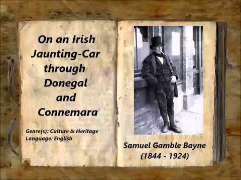 On an Irish Jaunting-Car through Donegal and Connemara (FULL Audiobook)