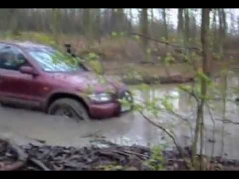 KIA SPORTAGE 4X4 OFF ROAD