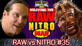 "Raw vs Nitro ""Reliving The War"": Episode 35 - June 3rd 1996"