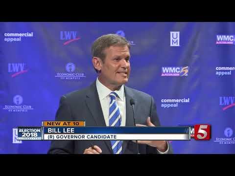 Lee, Dean Spar In First Debate