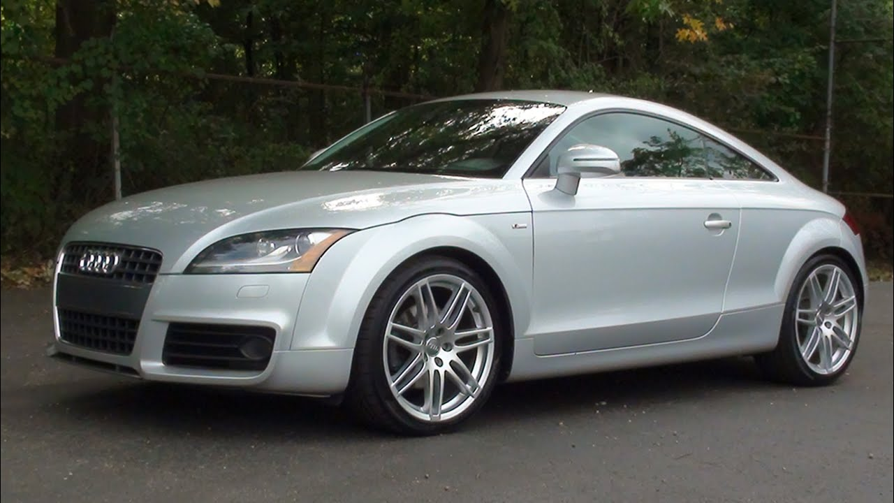 mvs 2008 audi tt 2 0t s line youtube. Black Bedroom Furniture Sets. Home Design Ideas
