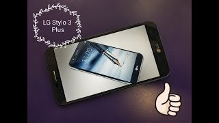 LG Stylo 3 Plus Full Review For Metropcs\T-Mobile