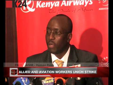 Industrial court prevents strike by aviation workers