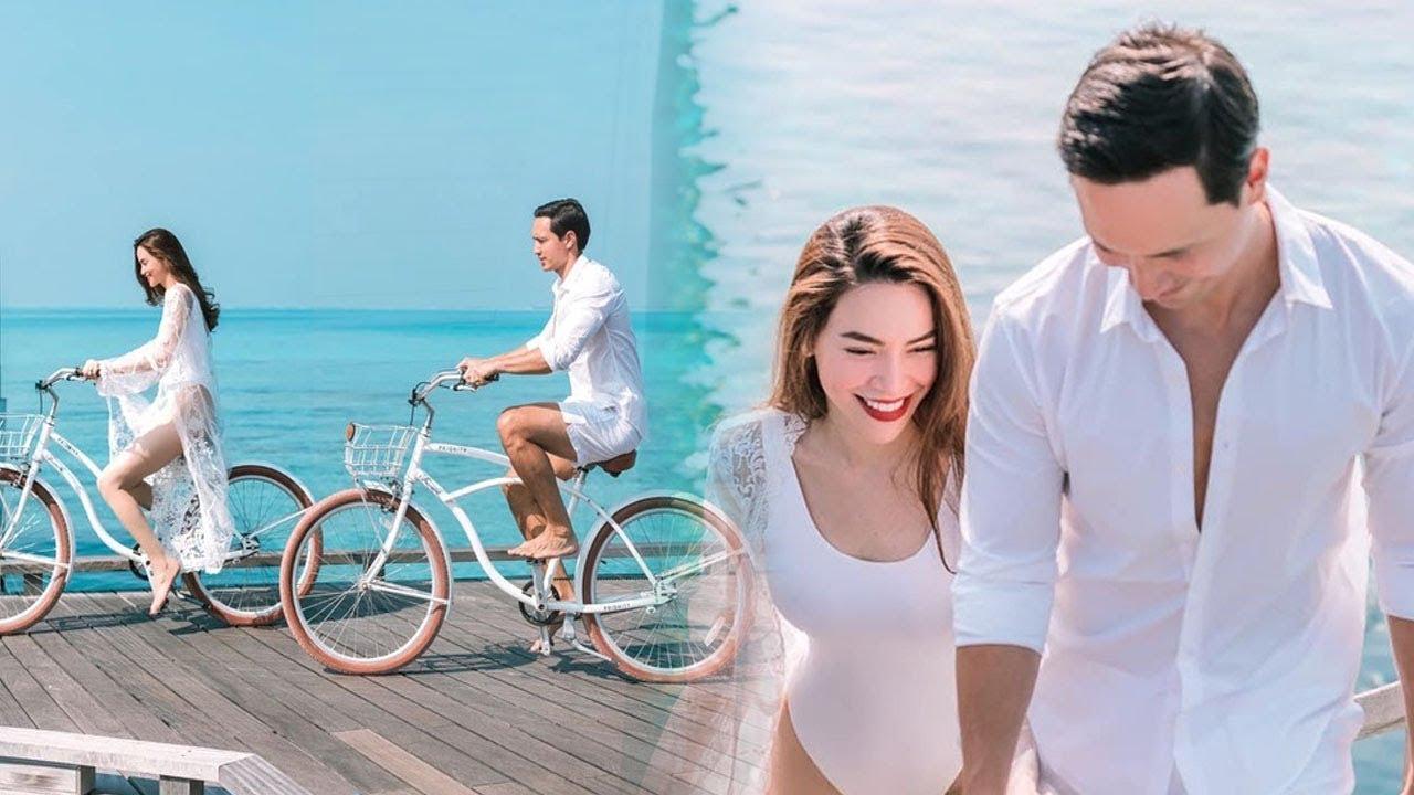 Bộ ảnh thứ 2 ở Maldives đẹp lung linh như ảnh cưới của Hồ Ngọc Hà – Kim Lý