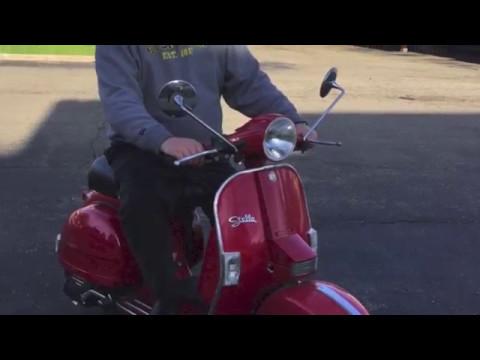 Here's Stella - 2005 Stella 2T Scooter Genuine Scooter Company