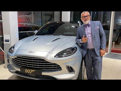 Drive test cu Aston Martin ul din ultimul James Bond 007 !