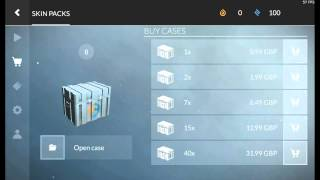 Critical Ops - How To Buy Cases, Get Skins, and Equip them
