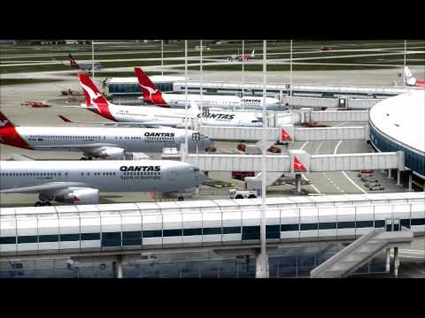 ORBX YBBN Brisbane International for FSX