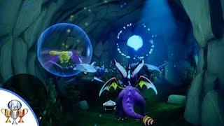 Spyro 2 Ripto's Rage - Lockjaw Trophy - Destroy every Roboshark in Aquaria Towers
