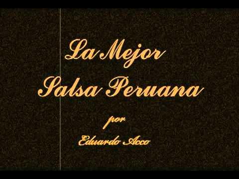 LA MEJOR SALSA PERUANA