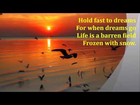 Dreams  Langston Hughes