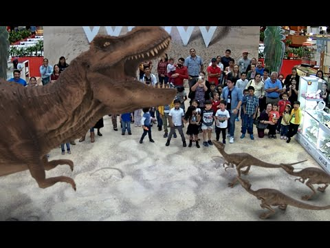 Interactive Motion Sensor Controlled Zoo with Augmented Reality