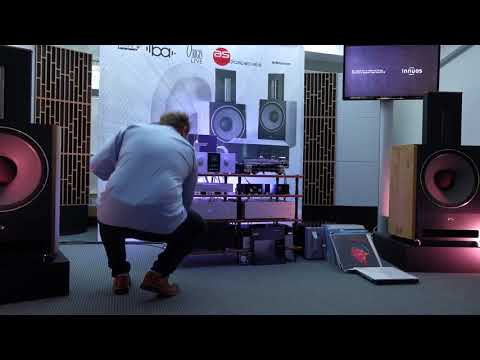 High End Munich 2018 - Bohne Audio BB-18 - Trinnov - Origin Live - Black Sabbath Vinyl...