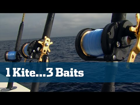Advanced Kite Fishing Tips Tactics Offshore - Florida Sport Fishing TV Rigging Station