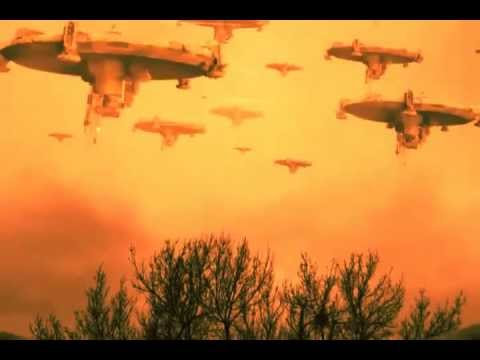 AMAZING EASY TO USE  FX GURU FILM EFFECTS UFO invasion in Groningen - 2013