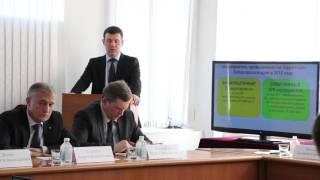Фото Заседание коллегии министерства физической культуры и спорта
