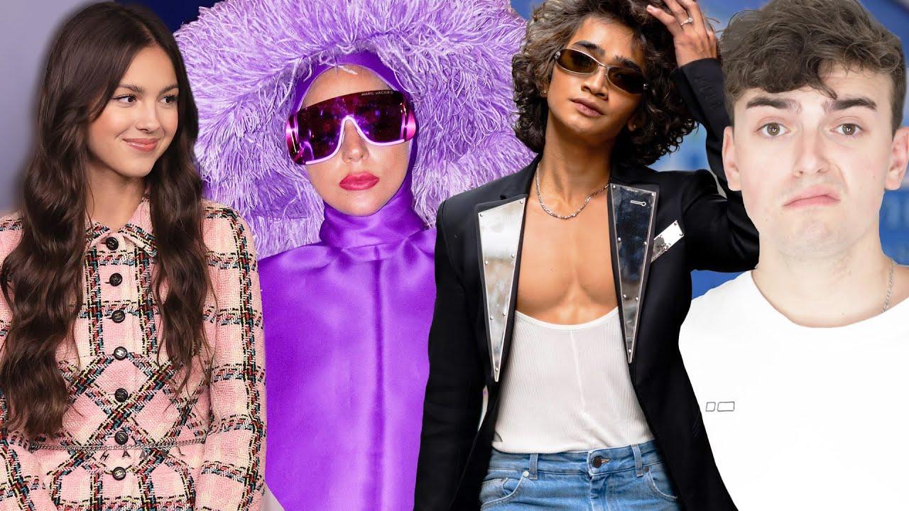 OLIVIA RODRIGO WORE THAT TO THE WHITE HOUSE? (July 2021 Fashion Roast)