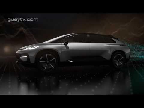 Faraday Future FF 91 | Prueba / Test / Análisis / Review en Español | GuayTV.com