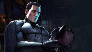 Batman TellTale: FALCONEEEE