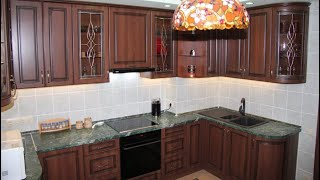 Кухни на заказ Киев. Кухня МДФ пленка. Код: 7482. Дизайнерская мебель.(, 2015-12-05T10:59:46.000Z)