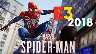 Spider-Man PS4 - New Gameplay Confirmed for E3 2018!