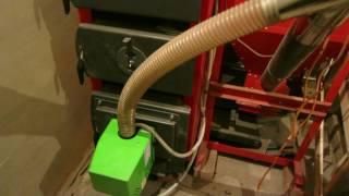 Автономная система отопления частного дома 150м2 без газа, дровами и пеллетами