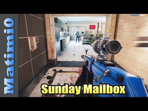 X-Ray Gadget - Sunday Mailbox - Rainbow Six Siege