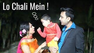 Lo Chali Mein ... #IndianWedding   Shruti Arjun Anand