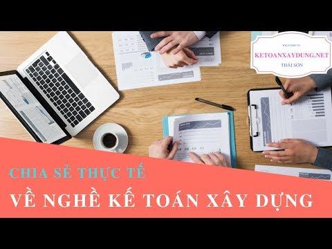 Cách kê khai thuế thu nhập cá nhân - Chia Sẻ Thực Tế Công Việc Kế Toán Xây Dựng Part 6