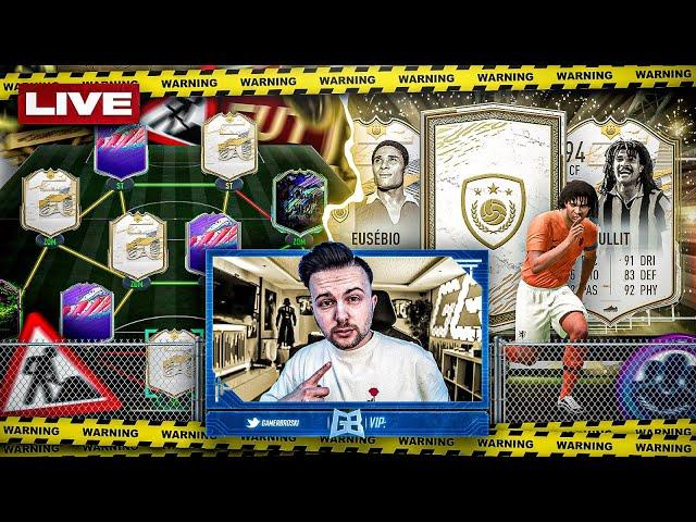 FIFA 21: HEUTE ENDLICH ICON SBC´s ?? 🔥 WL Team Bau💥