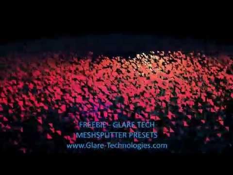 Meshsplitter Presets Freebie for Ventuz 4