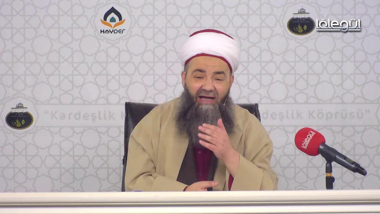 Yahu bu dünyada mutlu olamayacaksın - Cübbeli Ahmet Hoca Lâlegül TV