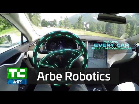 Arbe Robotics: An Update On Tel Aviv's 2016 Pitch Off Winner