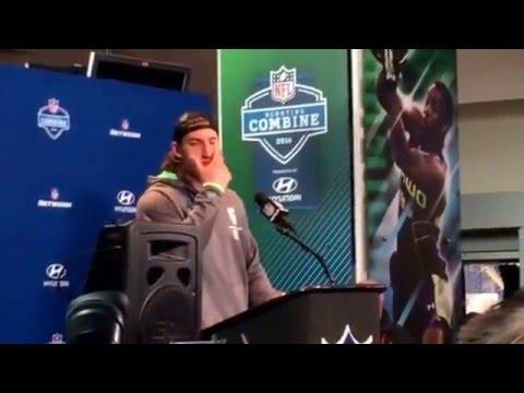NFL Combine Update Joey Bosa Ohio State Defensive End #NFLCombine