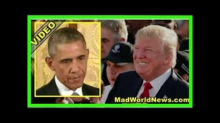 """Trump """"destroys"""" obama's most hated policy with 1 word after congress passes tax cuts"""