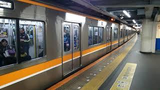 阪神9000系HQ02編成+1000系HT02編成+HT05編成神戸三宮行き快速急行 鶴橋駅発車