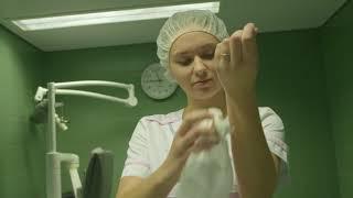 Правила мытья рук для медицинского персонала