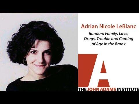 Adrian Nicole LeBlanc - Random Family