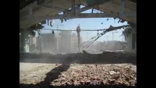 Снос корпуса РТИ-Каучук, съемка изнутри здания.(, 2013-01-01T12:23:00.000Z)