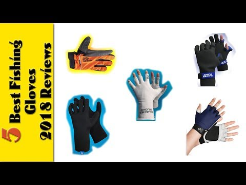 5 Best Fishing Gloves | Best Waterproof Fishing Gloves | Fishing Gloves Amazon