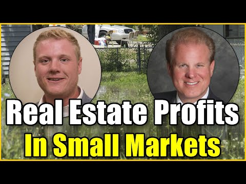 Jared Irby, IRBY Homebuyers, Joins Jay Conner To Talk Real Estate Investing