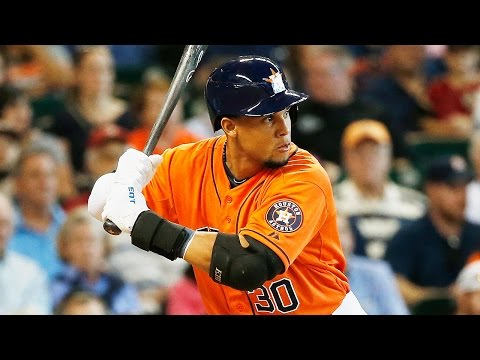 Carlos Gomez 2015 Highlights HD